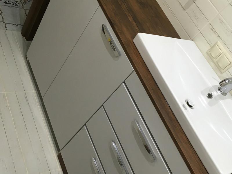 Мебель для ванной комнаты-Мебель для ванной «Модель 1»-фото6